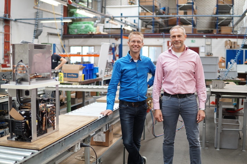 Bas en Jurrien Van West Koeltechniek