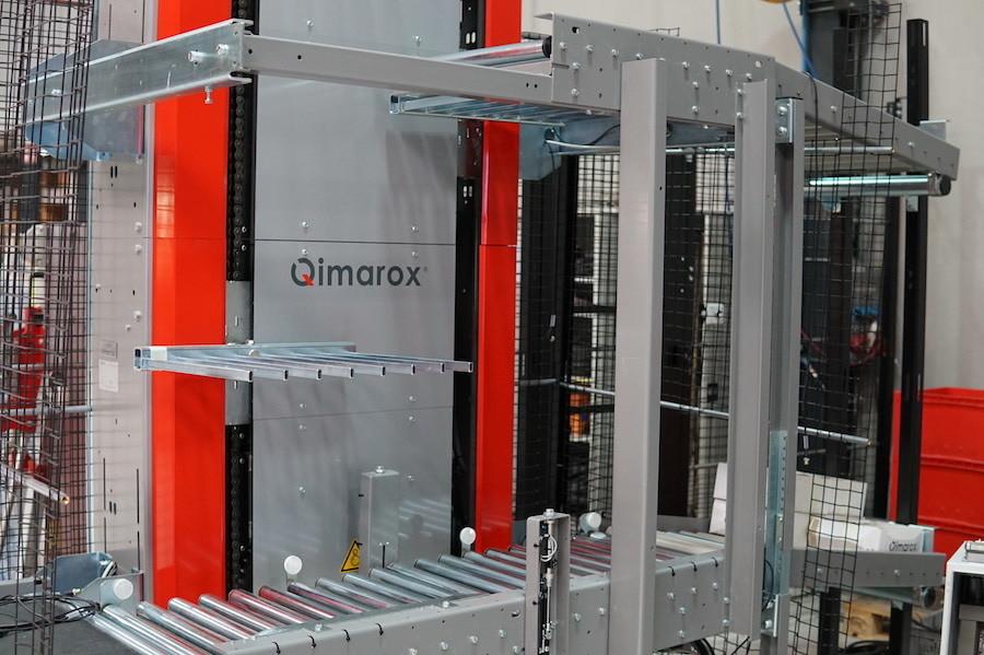 Qimarox machine