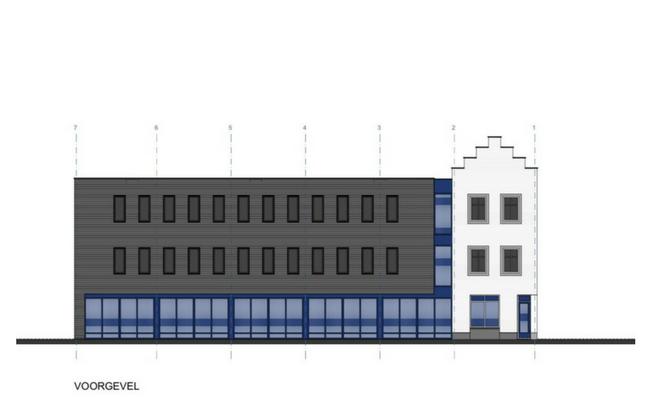 Nieuwbouw Heinen Delfts Blauw