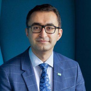 Innovatiemakelaar Sina Salim