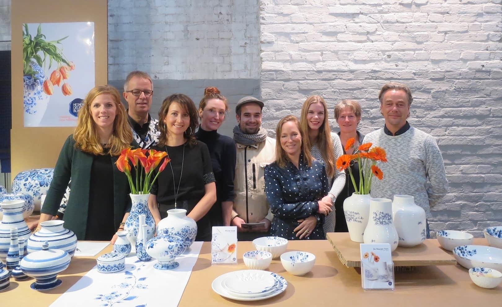 Team Heinen Delfts Blauw