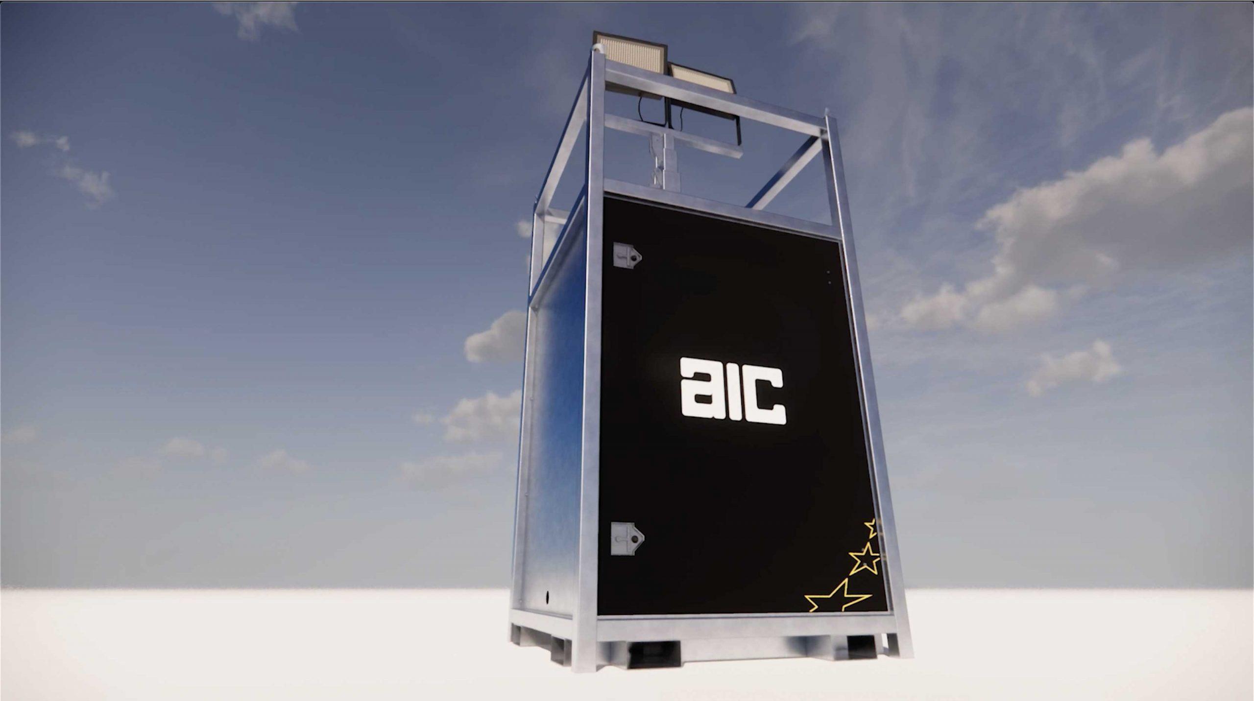 AIC lichtmast