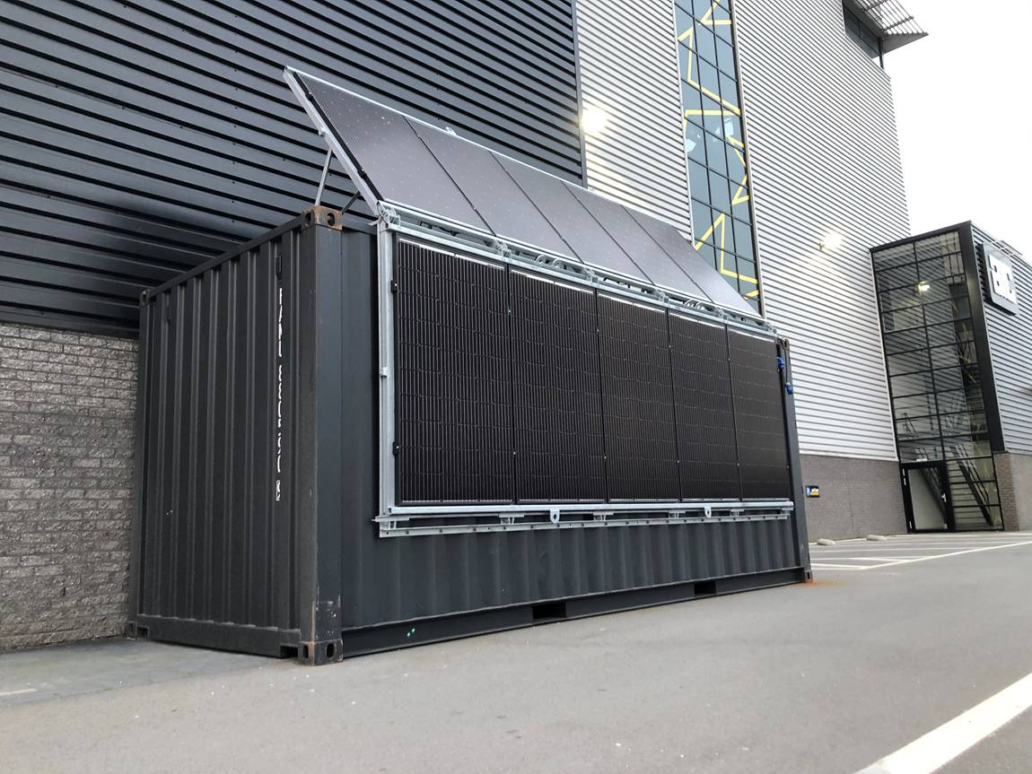 Energiecontainer AIC